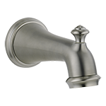 Delta Victorian: Tub Spout - Pull-Up Diverter - RP34357SS